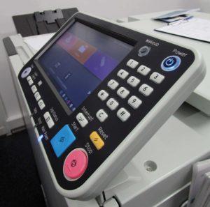 Écran imprimante numérique - Imprimerie l'Angérien Libre