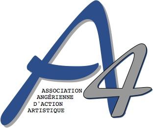Logo Association l'A4 - Partenaire de l'Imprimerie l'Angérien Libre