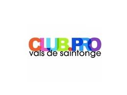 Logo Club Pro Vals de Saintonge - Partenaire de l'Imprimerie l'Angérien Libre