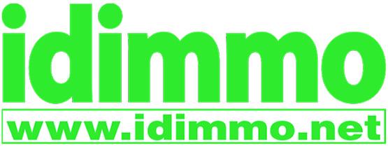 Logo Idimmo - Partenaire de l'Imprimerie l'Angérien Libre