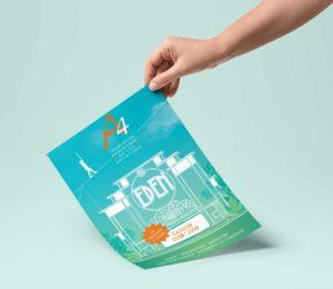 Imprimante numérique programme de l'A4 - Imprimerie l'Angérien Libre