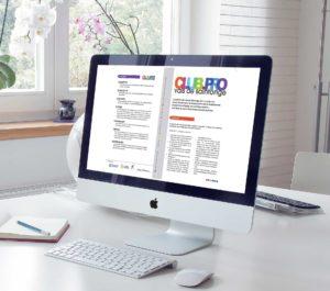 Création document Club Pro Vals de Saintonge - Imprimerie l'Angérien Libre